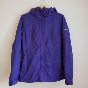 Karbon Women's Ski Jacket Purple Size 8
